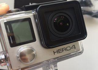 GoPro Hero 4 silver 4K