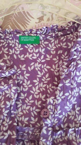 Camisa BENETTON.