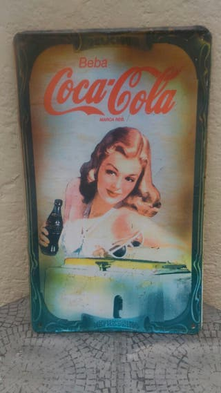 CARTEL DE COCA COLA
