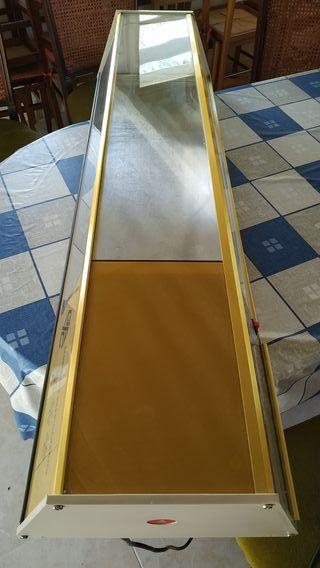 Vitrina refrigerada de 1,26 metros