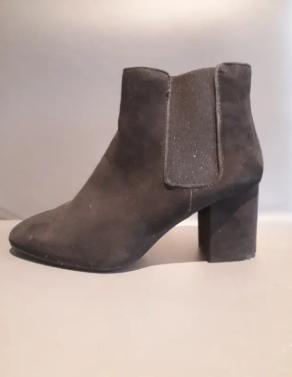 Black Shoes Size 38