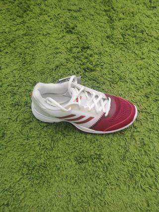 zapatillas padel adidas 38 2\3