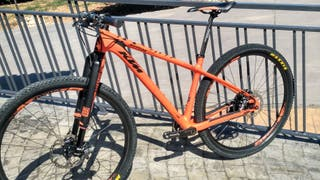 Bicicleta Ktm MYROON 29 PRESTIGE. Año 2017