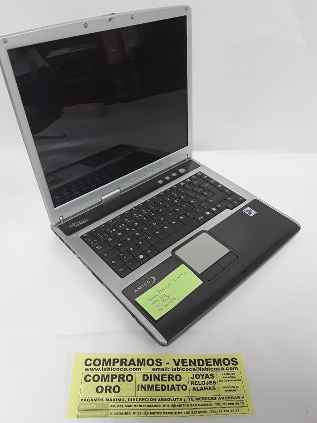 Portatil FUJITSU computers SIEMENS