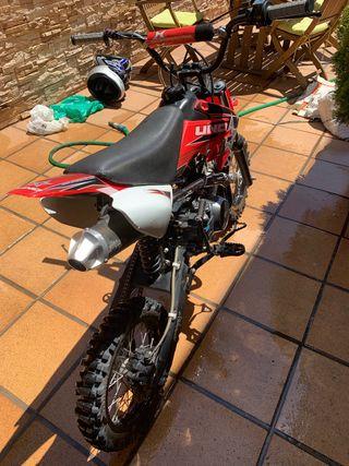 Pit bike 125 cc thumbstar