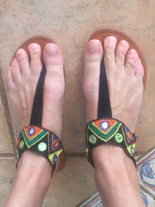 Sandalias talla 39
