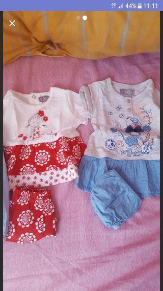 vestidos boboli.0-3 meses
