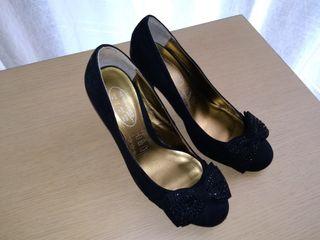a8945fe4 Zapatos de tacón de fiesta de segunda mano en la provincia de A ...