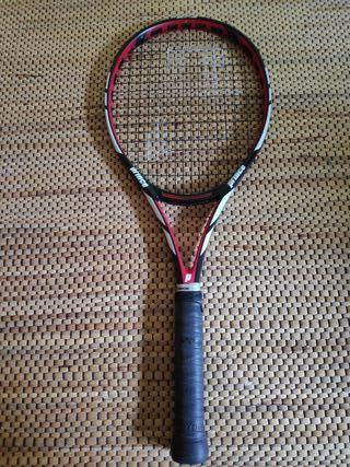 Raqueta Tenis Prince Warrior Esp 14x16