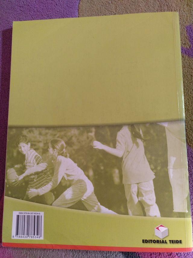 Libro educación física 1° y 2° ESO