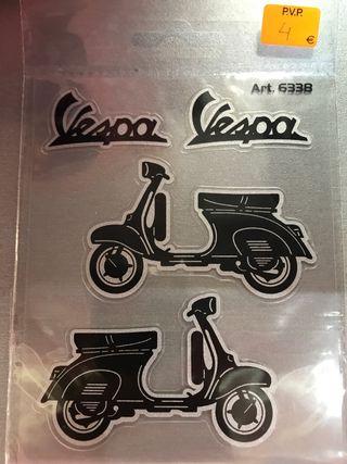Adhesivos Vespa para personalizar lo que quieras