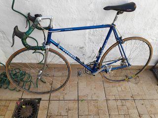 Bicicleta carreras competición