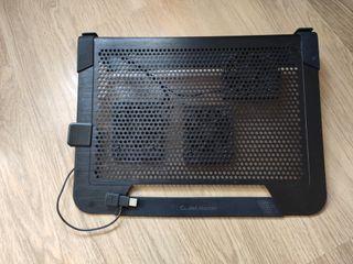 Base refrigeradora de portátil