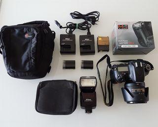 Equipo Nikon D610