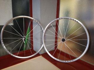 ruedas de bici de carretera Simano