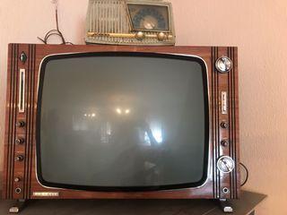 Televisión Francis + radio Ínter.