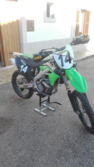 kawasaki kxf 250cc