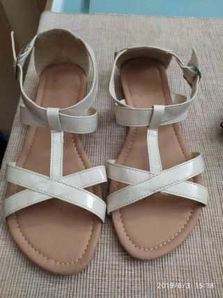 zapatos, sandalia verano numero 37