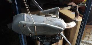 escape Piaggio Skipper 150 cc 2t