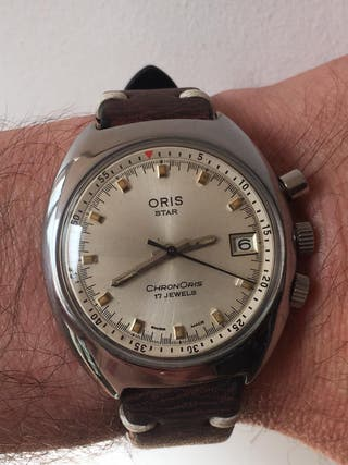 c1c7fbc1256e Reloj Oris de segunda mano en WALLAPOP