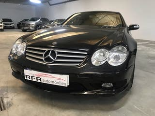 mercedes sl 500 super full nacional impecable