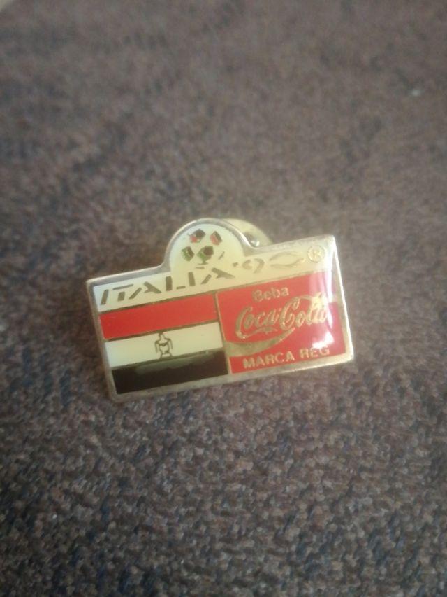 pin's Coca-Cola 90