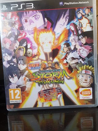 Naruto revolution Ps3
