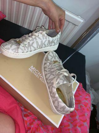 Genuine Michael kors sneakers