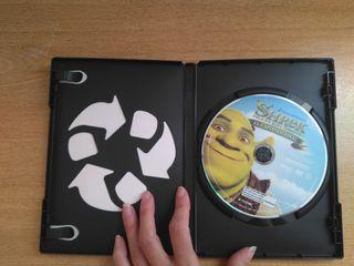 DVD Shrek