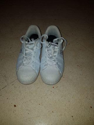 zapatos mustang poco usados
