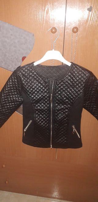 cazadora chaqueta fina