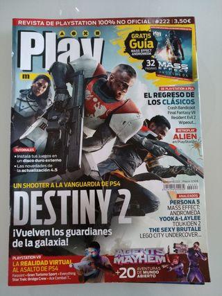 Revista Playmania n222