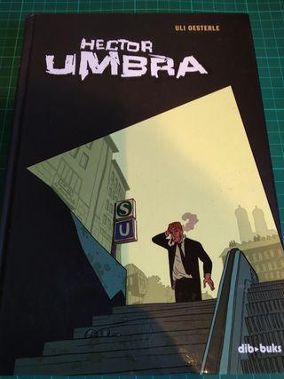 comic HECTOR UMBRA de Uli Oesterle
