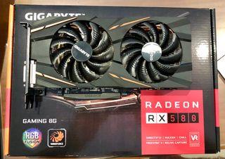 Gigabyte Radeon RX580 Gaming 8Gb
