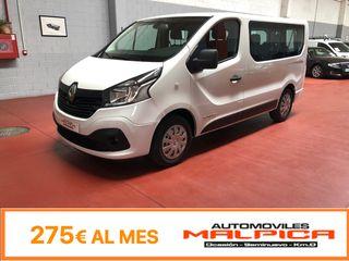Opel Vivaro 9 plazas 125cv