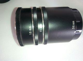 Pack Objetivos Fotografia Analogica M42