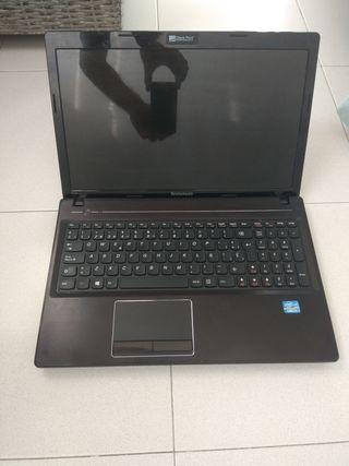 Portátil Lenovo G580 mejorado