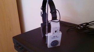 Radio am-fm vintage años 80