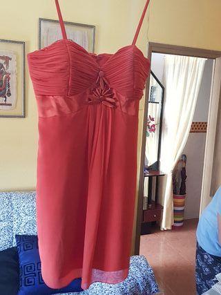 vestido mujer talla 46, regalo chal