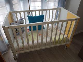 habitación-cuna bebe