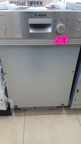lavavajillas semi-encastrable Bosh SPI25CS00E/45