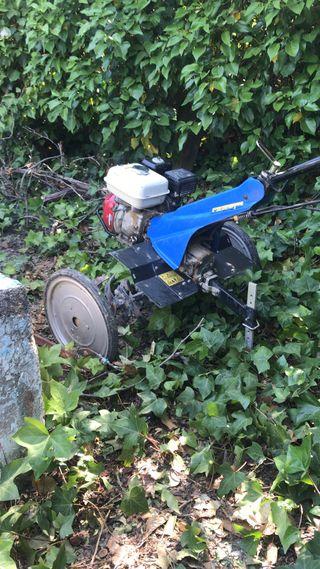 Alquiler Motocultor moto azada Mula mecánica