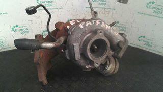 Turbo nissan pathfinder R51 2.5 dci