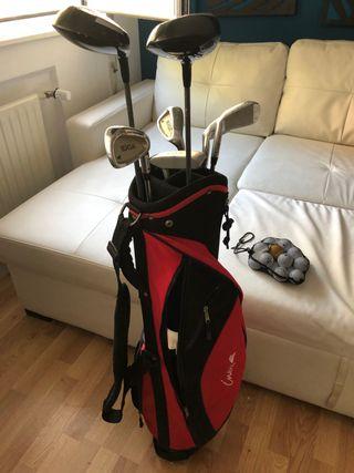 Kit palos de Golf