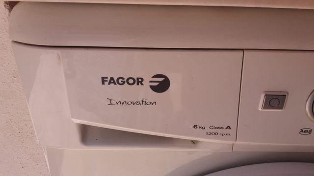 Vendo nevera y lavadora Fagor en óptimo estado