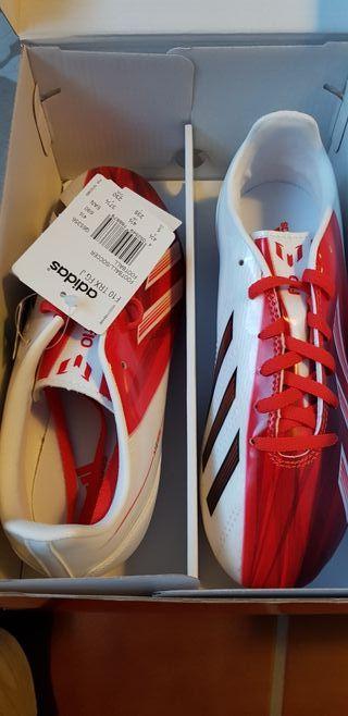 Botas de Futbol Junior Adidas ( F10 Messi ) Nuevas