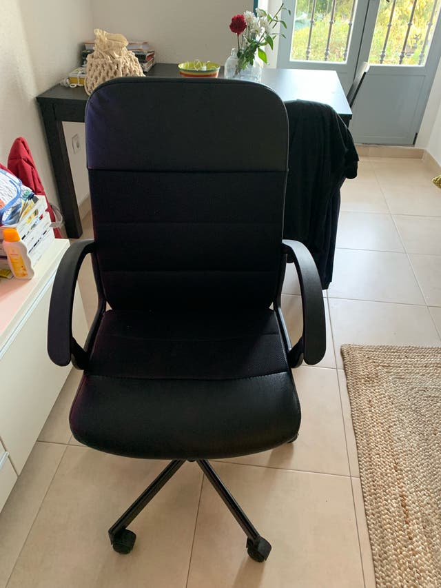 SILLA DE OFICINA IKEA