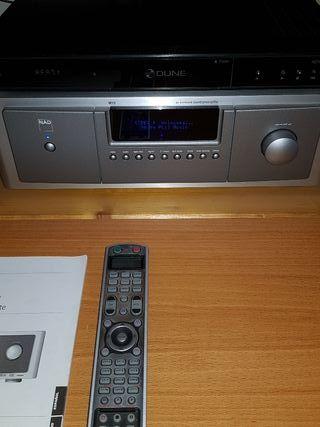 Procesador AV Nad Master M15