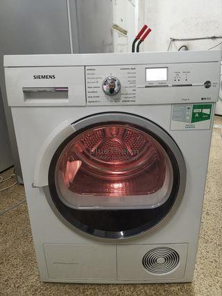 Secadora Siemens 7kg Bomba de Calor Clase A
