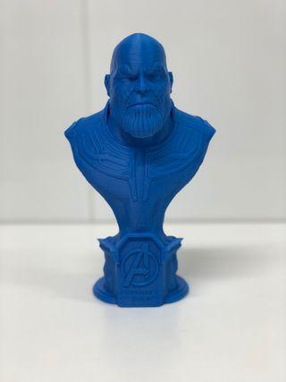 Busto Thanos end game